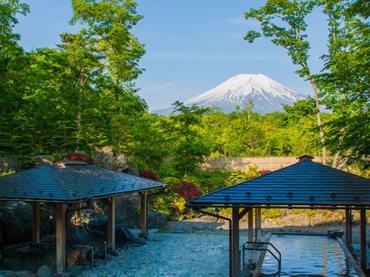 写真:山中湖温泉 紅富士の湯