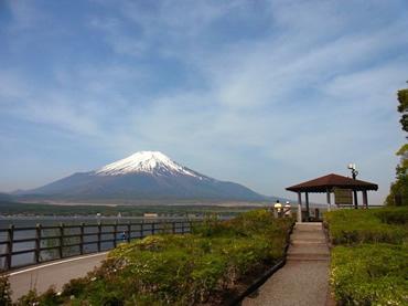 写真:山中湖親水公園(長池親水公園)