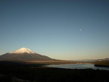 写真:山中湖パノラマ台